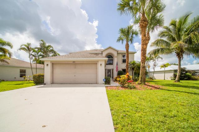 251 SW Panther Trace, Port Saint Lucie, FL 34953 (#RX-10456540) :: The Reynolds Team/Treasure Coast Sotheby's International Realty
