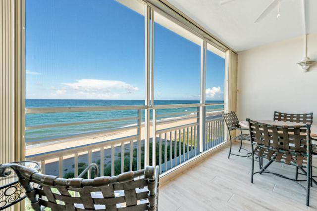 900 Ocean Drive #403, Juno Beach, FL 33408 (#RX-10456667) :: The Carl Rizzuto Sales Team