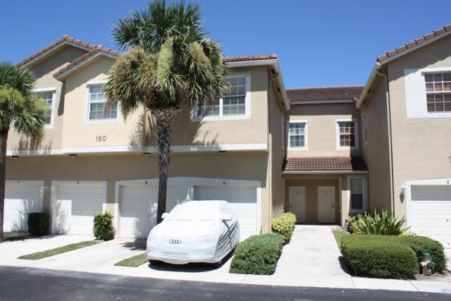 160 Village Boulevard D, Tequesta, FL 33469 (#RX-10456959) :: The Carl Rizzuto Sales Team