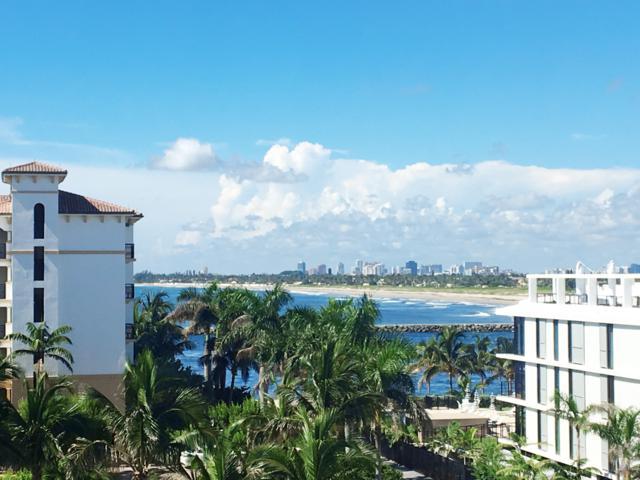 33 Ocean Avenue #502, Palm Beach Shores, FL 33404 (#RX-10457150) :: Ryan Jennings Group