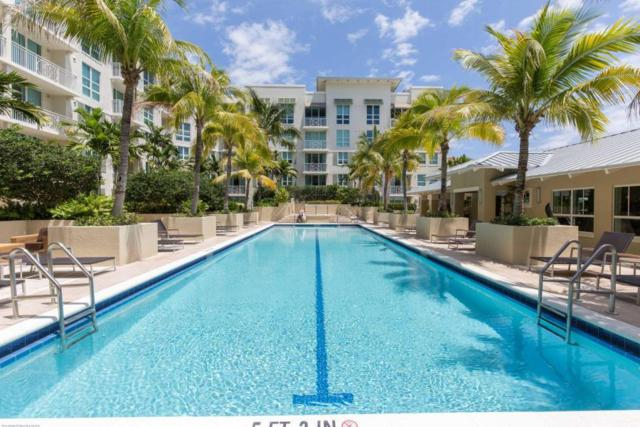 480 Hibiscus Street #419, West Palm Beach, FL 33401 (#RX-10457379) :: The Carl Rizzuto Sales Team