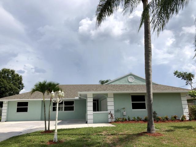 2599 SE Caladium Avenue, Port Saint Lucie, FL 34952 (#RX-10457389) :: The Carl Rizzuto Sales Team