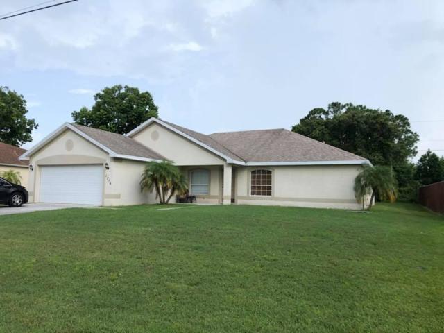 1716 SW Cashmere Boulevard, Port Saint Lucie, FL 34953 (#RX-10457390) :: The Carl Rizzuto Sales Team