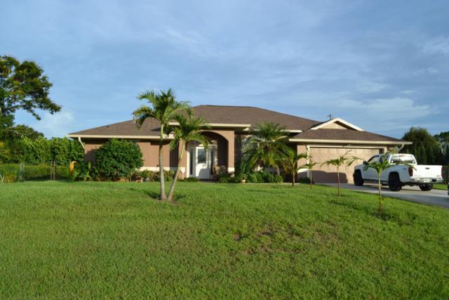 200 SW Gettysburg Drive, Port Saint Lucie, FL 34953 (#RX-10457467) :: The Carl Rizzuto Sales Team