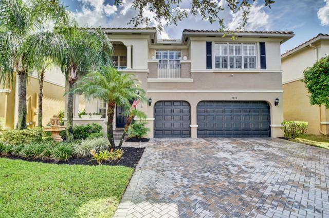 9832 Cobblestone Lakes Court, Boynton Beach, FL 33472 (#RX-10457472) :: The Carl Rizzuto Sales Team