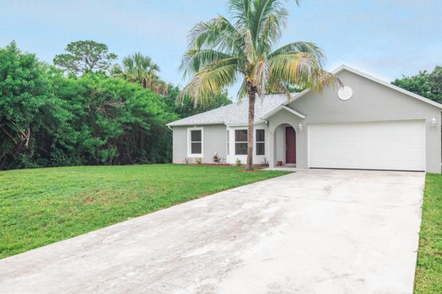 1481 SW Medina Avenue, Port Saint Lucie, FL 34953 (#RX-10457482) :: The Carl Rizzuto Sales Team