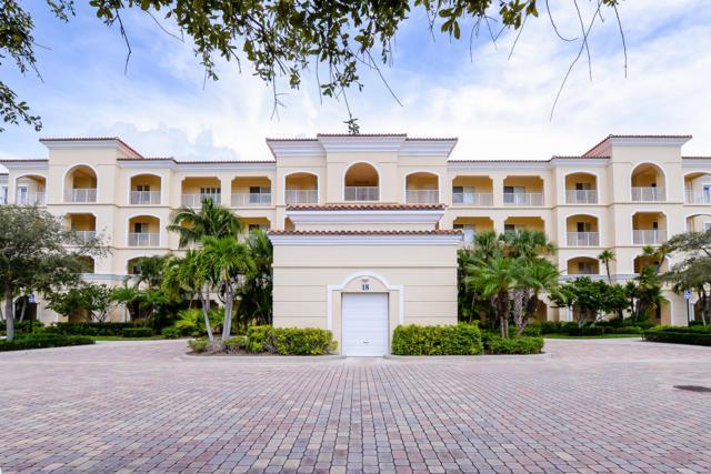 18 Harbour Isle Drive W #6, Fort Pierce, FL 34949 (#RX-10457700) :: The Reynolds Team/Treasure Coast Sotheby's International Realty