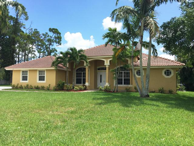 613 Santa Clara Trail, Wellington, FL 33414 (#RX-10458397) :: Ryan Jennings Group