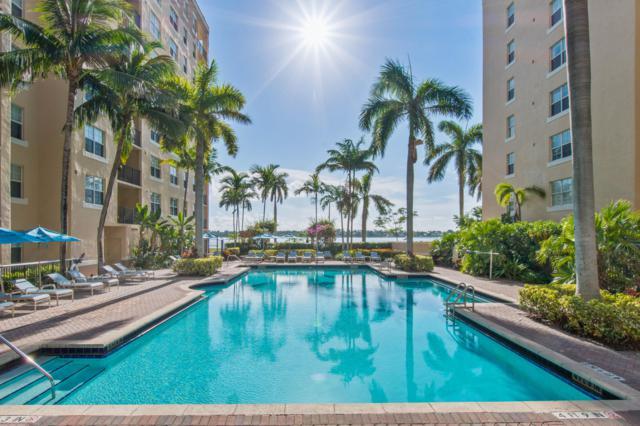 1801 N Flagler Drive #927, West Palm Beach, FL 33407 (#RX-10459073) :: Ryan Jennings Group