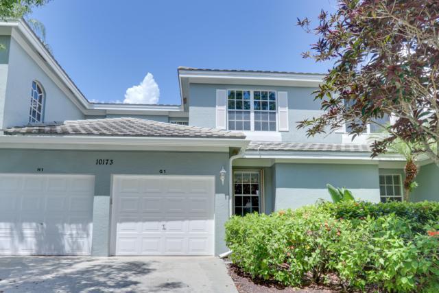 10173 Andover Coach Circle G1, Wellington, FL 33449 (MLS #RX-10459243) :: Castelli Real Estate Services