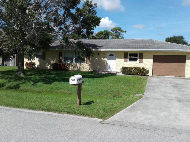 6105 Raintree Trail, Fort Pierce, FL 34982 (#RX-10459492) :: The Reynolds Team/Treasure Coast Sotheby's International Realty