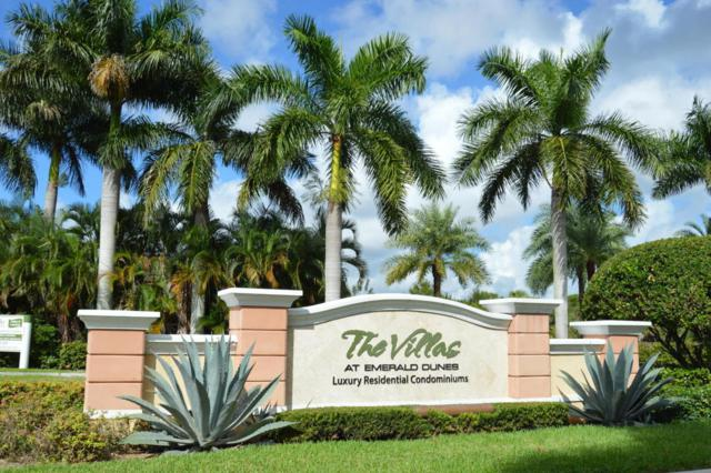6505 Emerald Dunes Drive #103, West Palm Beach, FL 33411 (#RX-10459527) :: Ryan Jennings Group