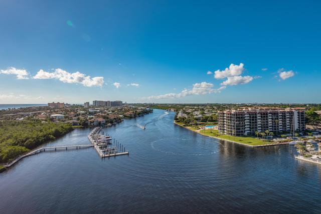 3912 S Ocean Boulevard #1209, Highland Beach, FL 33487 (#RX-10460020) :: Ryan Jennings Group