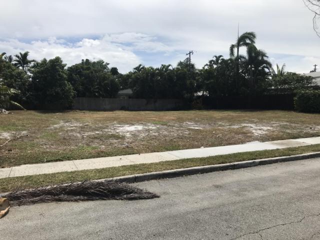 126 Beverly Road, West Palm Beach, FL 33405 (MLS #RX-10460147) :: Berkshire Hathaway HomeServices EWM Realty