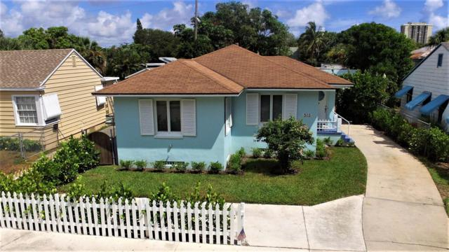 513 45th Street, West Palm Beach, FL 33407 (MLS #RX-10460449) :: Castelli Real Estate Services