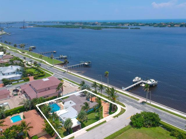 5719 S Flagler Drive, West Palm Beach, FL 33405 (#RX-10460527) :: The Reynolds Team/Treasure Coast Sotheby's International Realty
