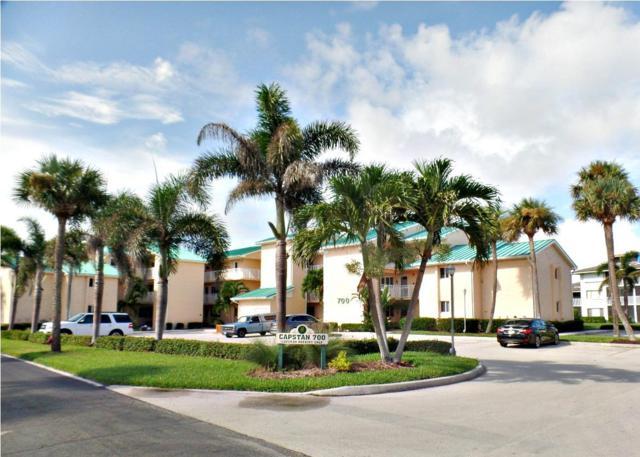 2400 S Ocean Drive #725, Fort Pierce, FL 34949 (#RX-10460800) :: Ryan Jennings Group