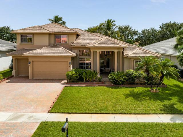 11877 Osprey Point Circle, Wellington, FL 33449 (#RX-10461081) :: The Reynolds Team/Treasure Coast Sotheby's International Realty