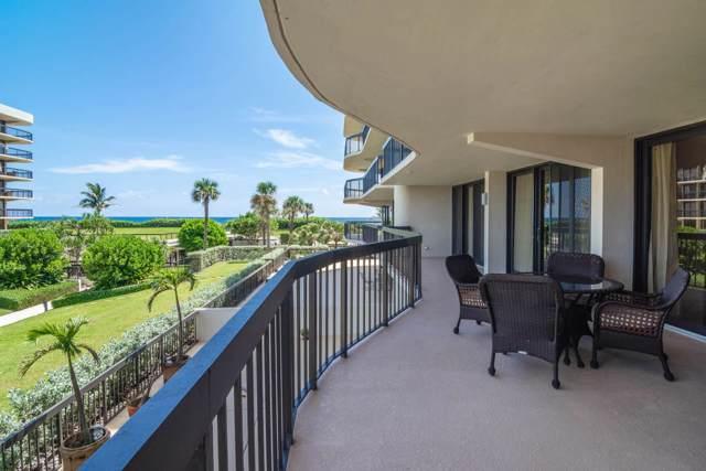 3440 S Ocean Boulevard 204S, Palm Beach, FL 33480 (#RX-10461128) :: Ryan Jennings Group