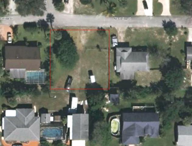 0 NE Clarissa Street, Jensen Beach, FL 34957 (MLS #RX-10461165) :: Berkshire Hathaway HomeServices EWM Realty