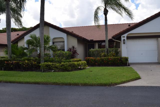 8306 Mooring Circle, Boynton Beach, FL 33472 (#RX-10461176) :: Ryan Jennings Group