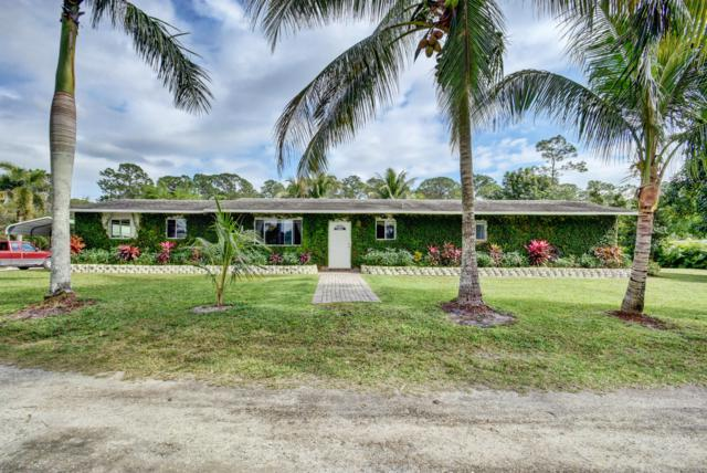 1068 D Road, Loxahatchee Groves, FL 33470 (#RX-10461494) :: Ryan Jennings Group