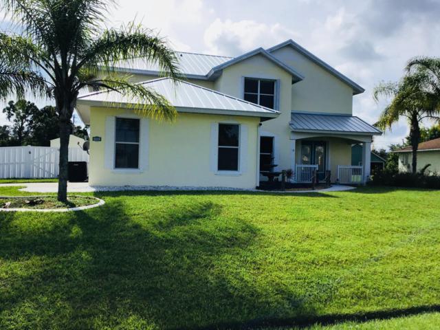3418 SE Bevil Avenue, Port Saint Lucie, FL 34984 (#RX-10462142) :: The Reynolds Team/Treasure Coast Sotheby's International Realty