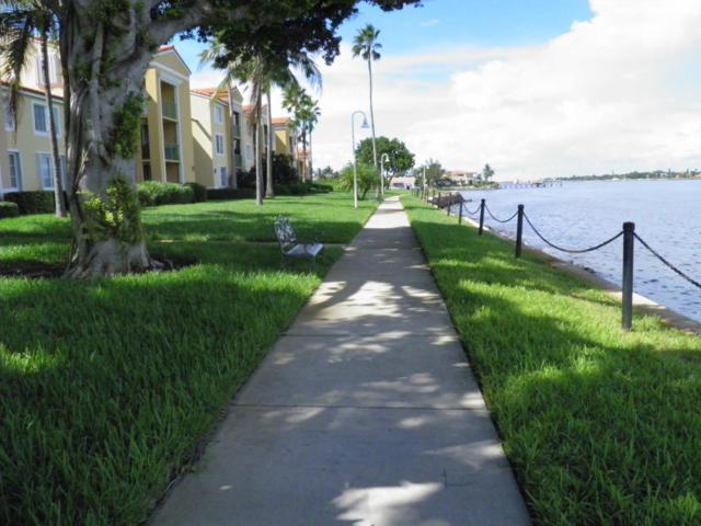 127 Yacht Club Way #105, Hypoluxo, FL 33462 (#RX-10462269) :: Ryan Jennings Group