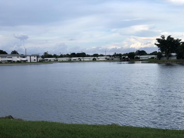 1118 Lake Terrace #114, Boynton Beach, FL 33426 (#RX-10462673) :: Ryan Jennings Group