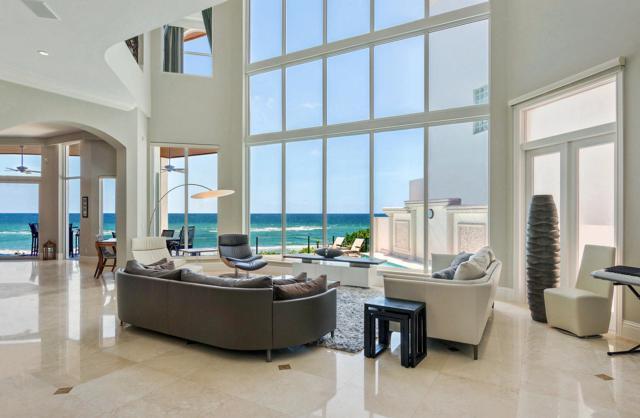 3573 S Ocean Boulevard, Highland Beach, FL 33487 (#RX-10463926) :: The Reynolds Team/Treasure Coast Sotheby's International Realty