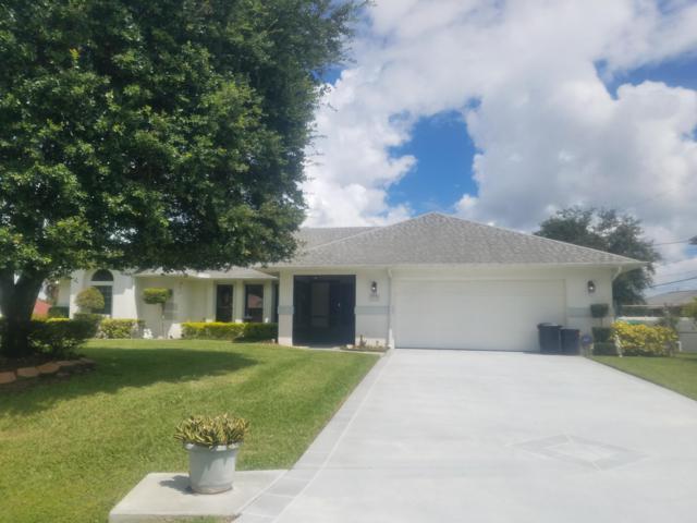 1313 SW Wellington Avenue, Port Saint Lucie, FL 34953 (#RX-10464009) :: United Realty Consultants, Inc
