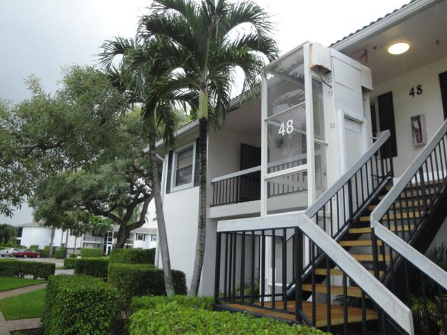 48 Stratford Lane # B, Boynton Beach, FL 33436 (#RX-10464214) :: Ryan Jennings Group