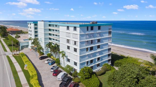 900 Ocean Drive #405, Juno Beach, FL 33408 (#RX-10464404) :: Blue to Green Realty