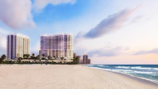 3100 N Ocean Drive P-1105, Singer Island, FL 33404 (#RX-10464439) :: Blue to Green Realty