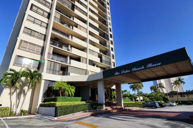 5600 N Flagler Drive #307, West Palm Beach, FL 33407 (#RX-10464588) :: Ryan Jennings Group