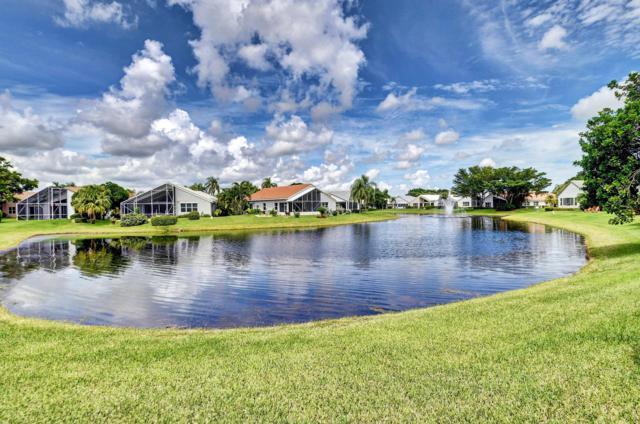 11926 Fountainside Circle, Boynton Beach, FL 33437 (#RX-10464592) :: The Reynolds Team/Treasure Coast Sotheby's International Realty