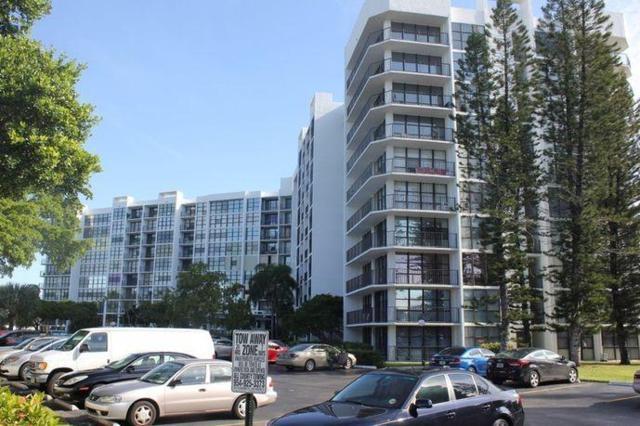 1000 Parkview Drive #428, Hallandale Beach, FL 33009 (MLS #RX-10464640) :: Castelli Real Estate Services