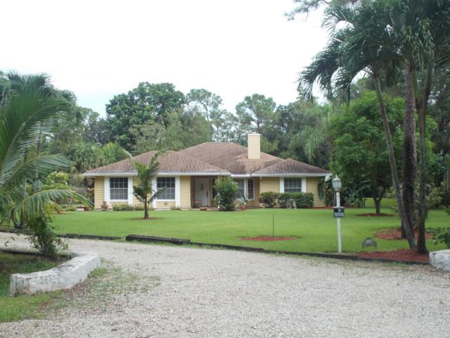 12921 Marcella Boulevard, Loxahatchee Groves, FL 33470 (#RX-10464884) :: Ryan Jennings Group