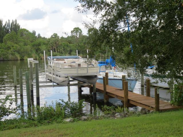 # 7 SW Pennsylvania Avenue Dock # 7, Stuart, FL 34997 (#RX-10465182) :: The Haigh Group | Keller Williams Realty