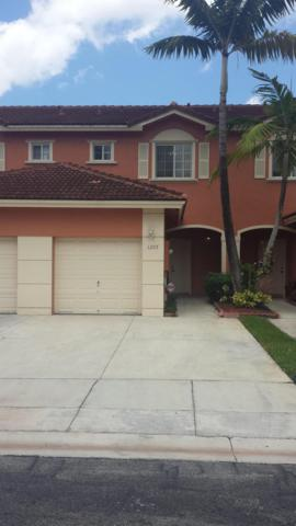 1207 NW 100th Avenue, Pembroke Pines, FL 33024 (#RX-10465243) :: United Realty Consultants, Inc