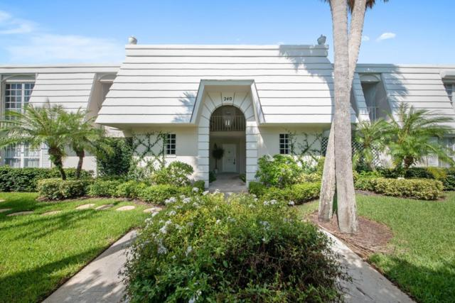 240 N County Road #201, Palm Beach, FL 33480 (#RX-10465302) :: Blue to Green Realty