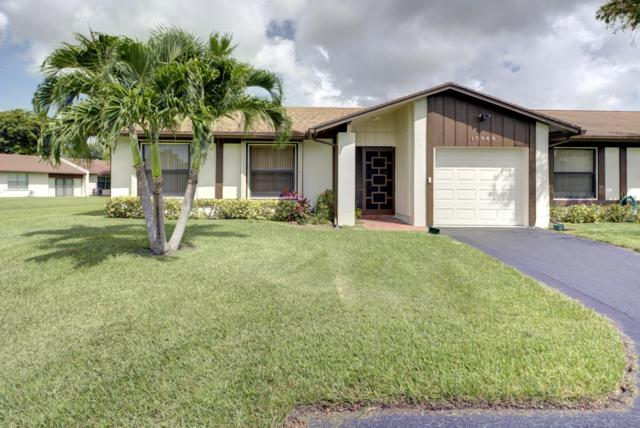 15968 Forsythia Circle, Delray Beach, FL 33484 (#RX-10465335) :: United Realty Consultants, Inc