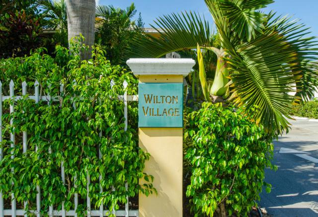 2607 NE 8th Avenue #13, Wilton Manors, FL 33334 (#RX-10465346) :: United Realty Consultants, Inc