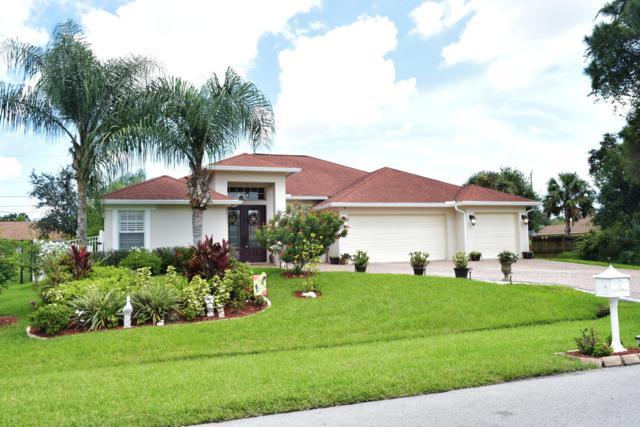 1813 SW Bradway Lane, Port Saint Lucie, FL 34953 (#RX-10465433) :: United Realty Consultants, Inc
