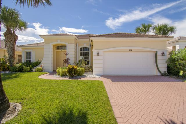 514 SW Lake Manatee Way, Port Saint Lucie, FL 34986 (#RX-10465472) :: United Realty Consultants, Inc