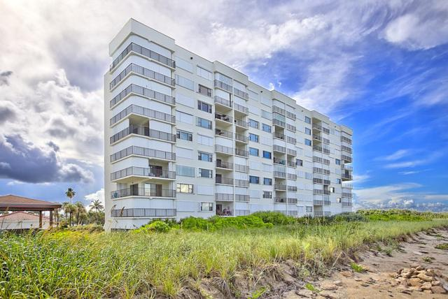 9400 S Ocean Drive #106, Jensen Beach, FL 34957 (#RX-10465497) :: Atlantic Shores