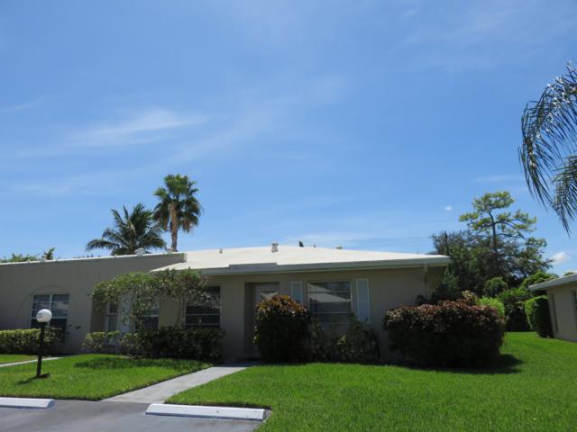 8750 Belle Aire Drive, Boca Raton, FL 33433 (#RX-10465519) :: United Realty Consultants, Inc