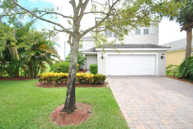 158 Kensington Way, Royal Palm Beach, FL 33414 (#RX-10465521) :: United Realty Consultants, Inc