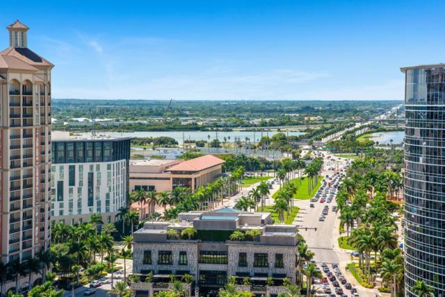 701 S Olive Avenue #1701, West Palm Beach, FL 33401 (#RX-10465583) :: Ryan Jennings Group