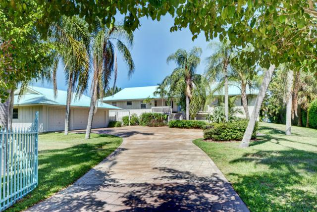 6 N Sewall's Point Road, Stuart, FL 34996 (#RX-10465722) :: Atlantic Shores